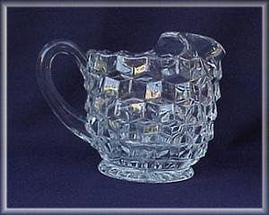 FOSTORIA AMERICAN WATER PITCHER (Image1)