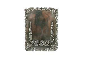 CALLING CARD HOLDER- SILVERPLATE (Image1)