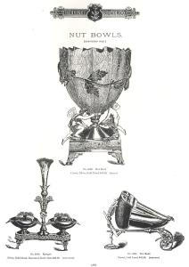 DERBY  SILVERPLATE CATALOG 1883- REPRINT (Image1)