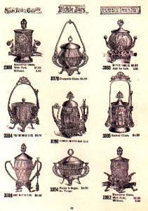 TUFTS CATALOG 1880'S- REPRINT (Image1)