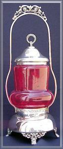 PICKLE CASTOR PANELED PIGEON BLOOD (Image1)