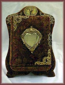 VICTORIAN PHOTO ALBUM CELLULOID (Image1)