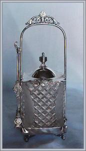 PICKLE CASTOR  FOSTORIA LORRAINE (Image1)