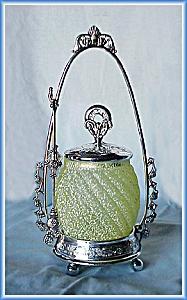 PICKLE CASTOR VASELINE SPECKLED REVERSE SWIRL (Image1)