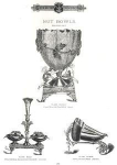 Click here to enlarge image and see more about item V7048: DERBY  SILVERPLATE CATALOG 1883- REPRINT