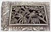 Click to view larger image of SILVERPLATE MECHANICAL JEWEL CASKET (Image2)