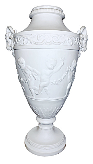 Grand Tour Style Neoclassical Decorative Vase (Image1)