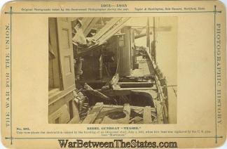 Photographs, The Rebel Gunboat Teaser (Image1)