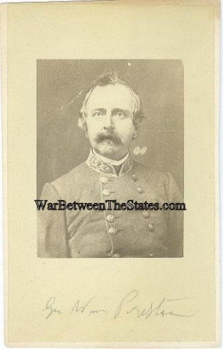 Photograph, General William Preston