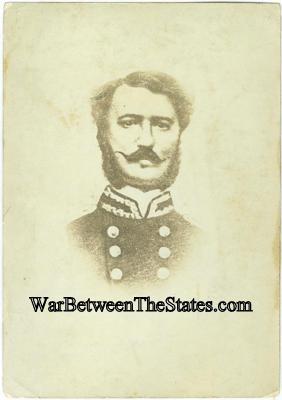 Photograph, General John B. Magruder (Image1)