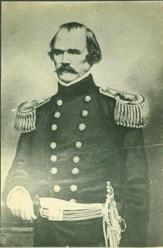 Photograph, General Albert Sidney Johnston (Image1)