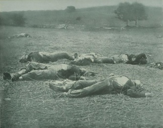 The Union Dead At Gettysburg