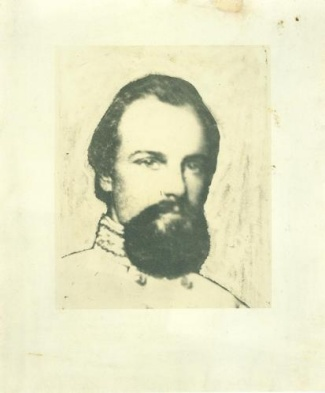 General Edward A. Perry, Confederate States Army (Image1)