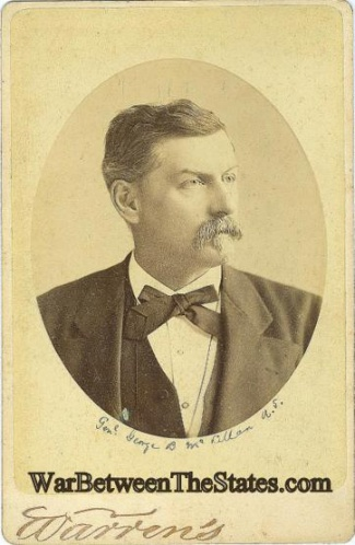 Photograph, General George B. McClellan (Image1)