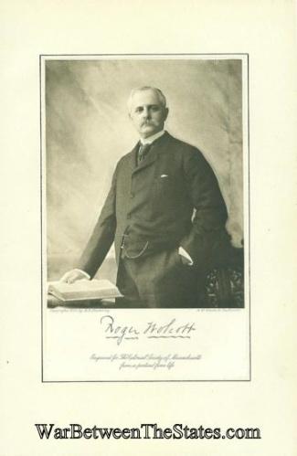Photogravure, Roger Wolcott (Image1)