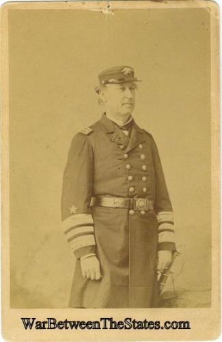 Photograph, Admiral David G. Farragut (Image1)
