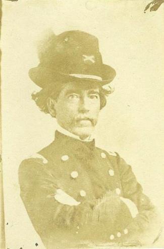 Photograph, General Paul O. Hebert (Image1)
