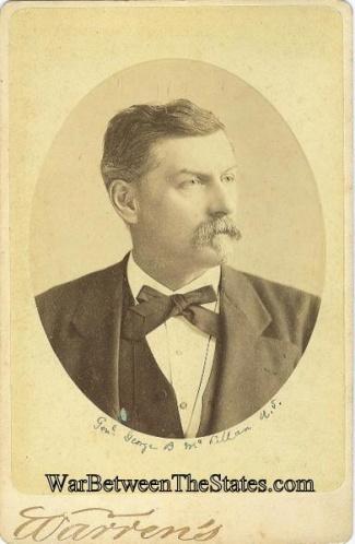 Photograph, General George B. McClellan (Image1)