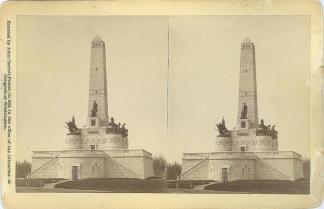 President Abraham Lincoln Monument, Springfield, Illinois (Image1)