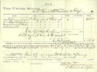Autograph General Christopher C. Augur (Image1)