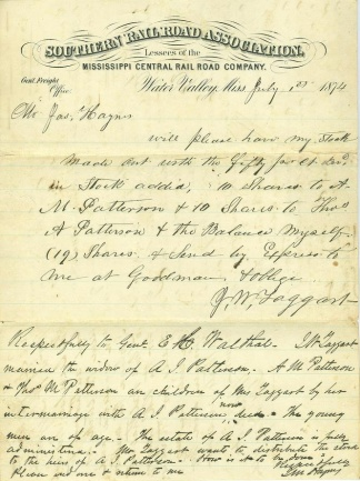 Autograph General Edward C. Walthall (Image1)