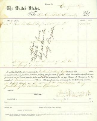 Autograph General Datus E. Coon (Image1)