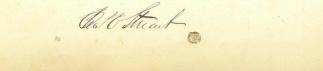 Autograph Charles E. Stuart (Image1)