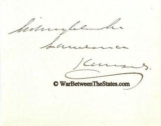 Autograph, Sidney Clarke (Image1)