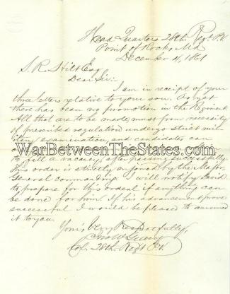 Autograph, General John W. Geary (Image1)