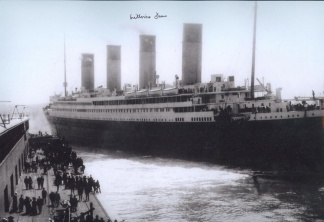 Millvina Dean, Youngest Survivor of the Titanic Disaster (Image1)