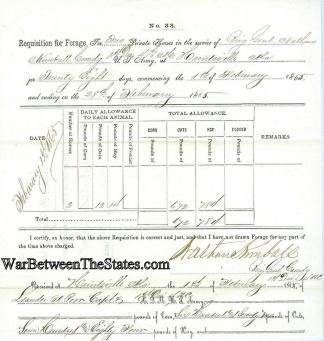 Autograph, General Nathan Kimball (Image1)