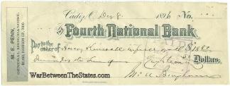 Autograph, John A. Bingham (Image1)