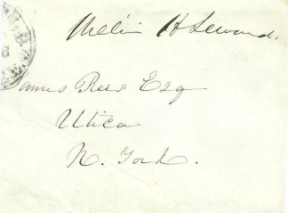 Autograph, William H. Seward (Image1)