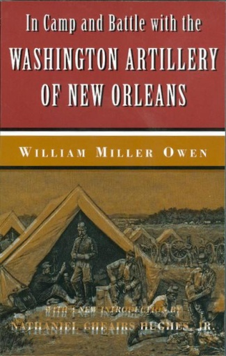 In Camp And Battle With The Washington Artillery of New Orleans (Image1)