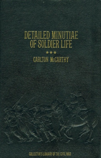 Detailed Minutiae Of Soldier Life