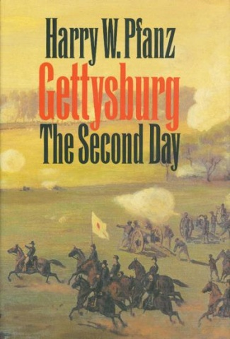 Gettysburg; The Second Day