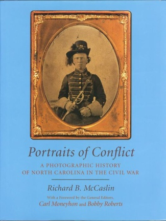 Portraits of Conflict, A Photographic History of North Carolina (Image1)