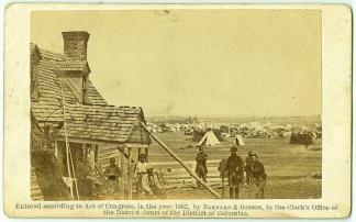 General Porter's Headquarters, York River, Va. (Image1)