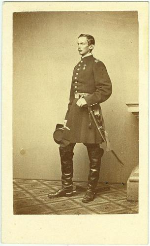 CDV Prince Robert, Duke of Chartres (Image1)