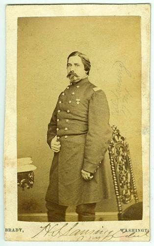 CDV General Henry S. Lansing (Image1)