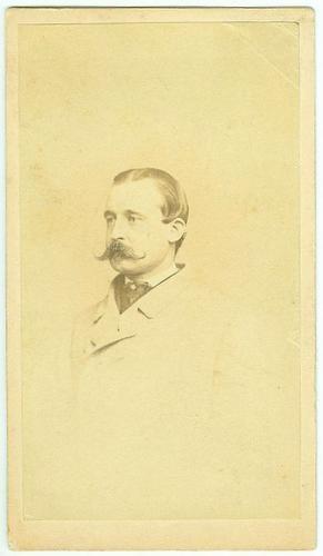 CDV Lieutenant Colonel Paul Von Radowitz (Image1)