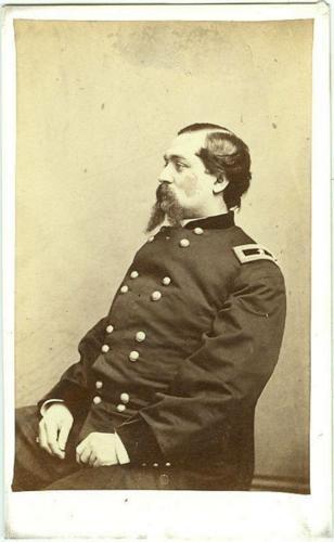 CDV General Livingston Satterlee (Image1)