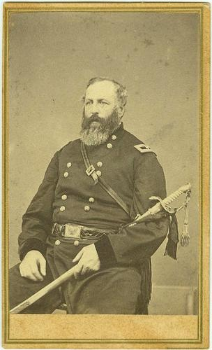 Cdv General William R. Brown