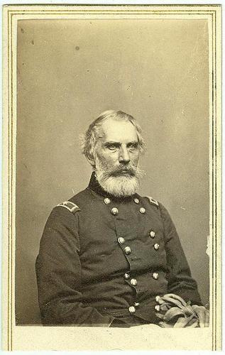 CDV General John J. Abercrombie (Image1)