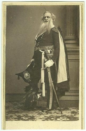CDV Major General Townsend (Image1)