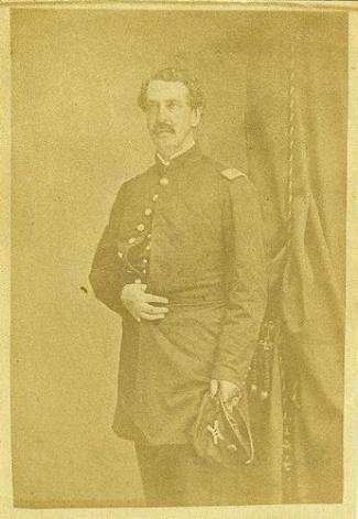 CDV Captain Abner Doubleday (Image1)