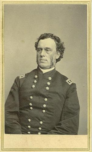 CDV General James B. Steedman (Image1)