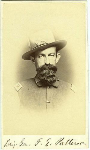 CDV General Francis E. Patterson (Image1)
