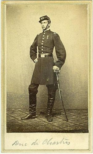 CDV Prince Robert, Duke of Chartres (Image1)
