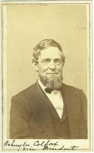CDV Schuyler Colfax (Image1)